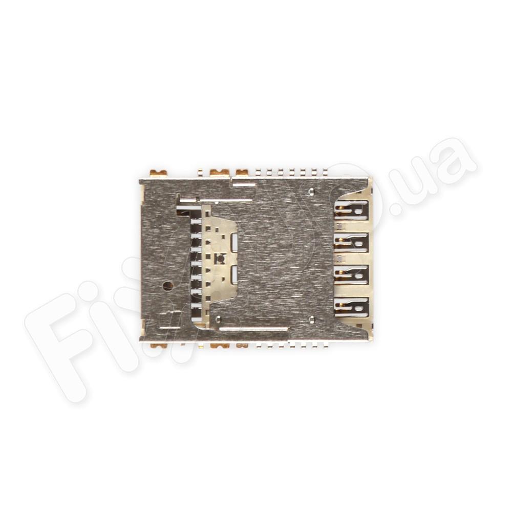 Слот для сим карты LG  D850, D855 G3, D851, LS990, VS985, D722, D724 фото 1