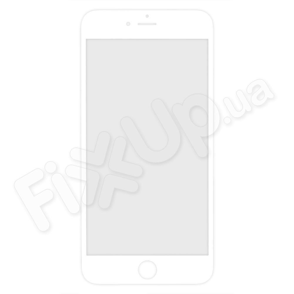 Стекло для iPhone 6S Plus (5,5), цвет белый фото 1