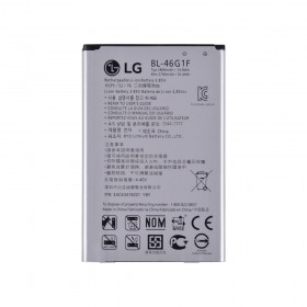 Аккумулятор для LG M250N K10 (2017)/K121/X400 K10 (2017)/K8V 2017/K20 Plus 2017 (BL-46G1)