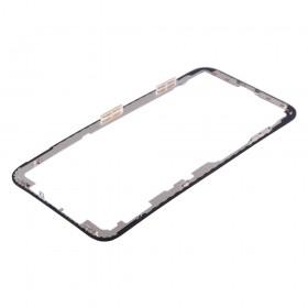 Рамка для дисплея iPhone X, copy,  цвет black