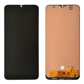 Дисплей для Samsung A305F /DS Galaxy A30 (2019) с тачскрином в сборе, без рамки,  цвет черный, qx tft incell