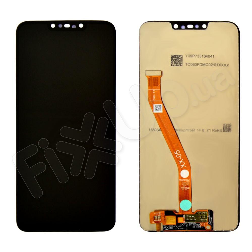 Дисплей для Huawei P Smart Plus/Nova 3i (INE-LX1) с тачскрином в сборе, цвет черный фото 1