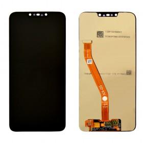 Дисплей для Huawei P Smart Plus, Nova 3i (INE-LX1) с тачскрином в сборе, копия высокого качества,  цвет черный, без рамки