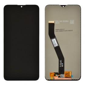 Дисплей для Xiaomi Redmi 8, Redmi 8A с тачскрином в сборе, без рамки, копия,  цвет черный