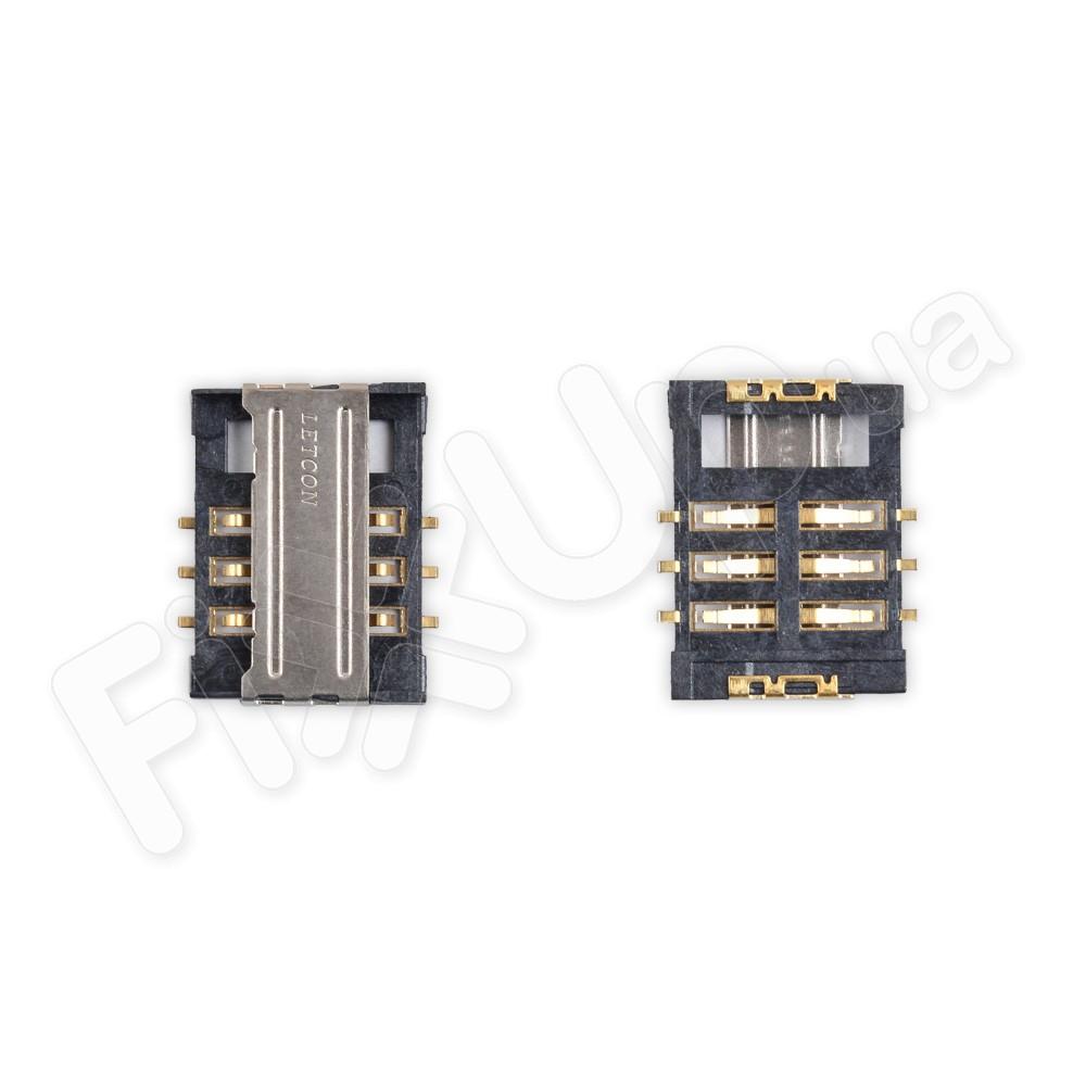 Слот для сим карты Lenovo A288 фото 1