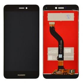 Дисплей Huawei P8 Lite (2017)/Honor 8 Lite/Nova Lite (2016)/GR3 (2017)/P9 Lite (2017) с тачскрином в сборе,  цвет черный, без рамки, оригинал