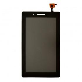 Дисплей Lenovo 710i Essential TAB 3 с тачскрином в сборе, без рамки,  цвет черный