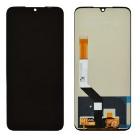 Дисплей для Xiaomi Redmi Note 7, Note 7 Pro с тачскрином в сборе,  цвет черный, копия высокого качества, без рамки