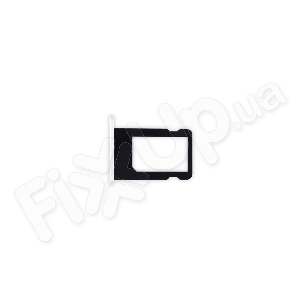 Наружный держатель SIM карты iPhone 5C, цвет белый фото 1