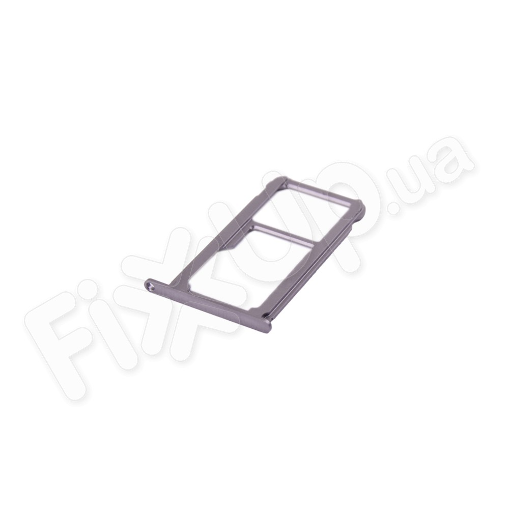 Держатель сим карты Huawei Nova, цвет серый фото 1