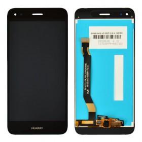 Дисплей Huawei P9 Lite mini/Y6 Pro 2017/Enjoy 7/Nova Lite (SLA-L02/SLA-L22/SLA-L03) с тачскрином, копия высокого качества,  цвет черный, без рамки