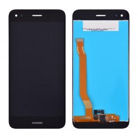 Дисплей Huawei P9 Lite mini/Y6 Pro 2017/Enjoy 7/Nova Lite (SLA-L02/SLA-L22/SLA-L03) с тачскрином, копия, без рамки,  цвет черный