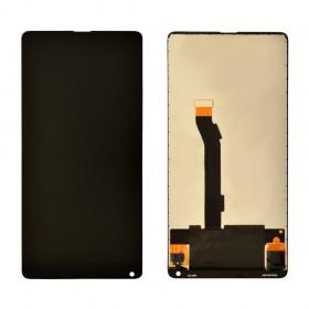 Дисплей для Xiaomi Mi Mix 2/Mi Mix Evo с тачскрином в сборе, без рамки,  цвет black