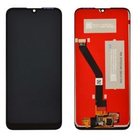 Дисплей для Huawei Y6 2019, Y6 Prime 2019 (MRD-LX1) с тачскрином в сборе,  цвет черный, оригинал, без рамки