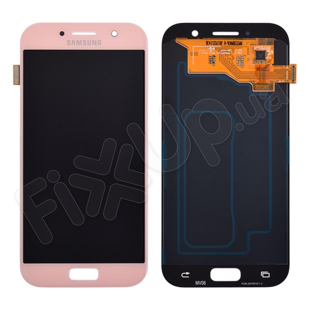 Дисплей Samsung A520F/DS Galaxy A5 (2017) с тачскрином в сборе, цвет