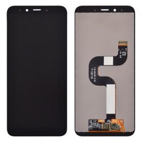 Дисплей для Xiaomi Mi A2/Mi 6X с тачскрином в сборе, без рамки,  цвет черный