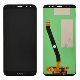 Дисплей Huawei Mate 10 Lite (RNE-L01/RNE-L21) с тачскрином в сборе, без рамки, копия высокого качества,  цвет черный
