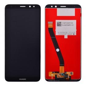 Дисплей Huawei Mate 10 Lite (RNE-L01/RNE-L21) с тачскрином в сборе, без рамки, копия,  цвет черный