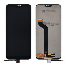 Дисплей для Xiaomi Mi A2 Lite/Redmi 6 Pro с тачскрином в сборе, копия, без рамки,  цвет черный