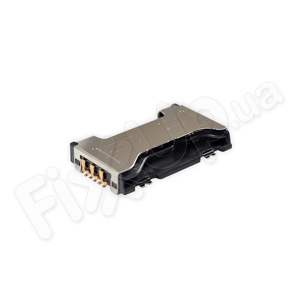 Слот для сим карты Samsung S7562, S7560, S7580, S7582, C6712 фото 1