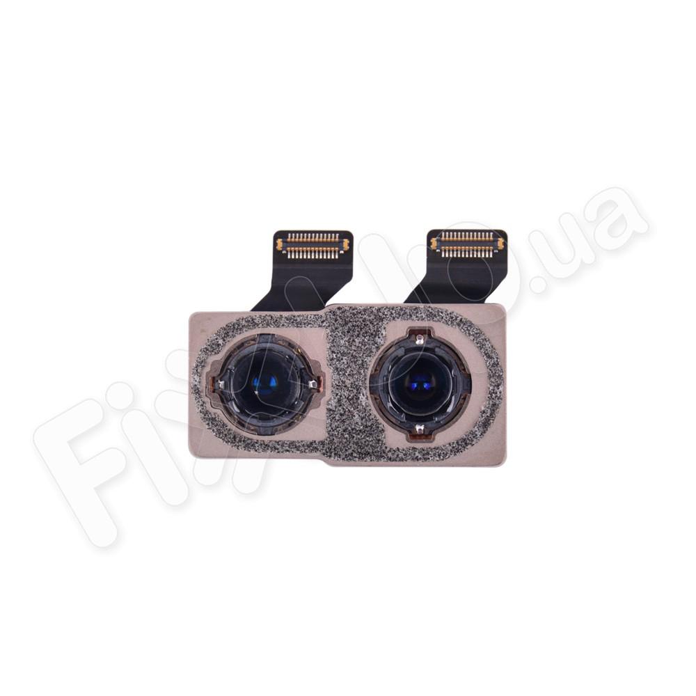 Задняя камера для iPhone X (5.8), оригинал с разбора фото 2