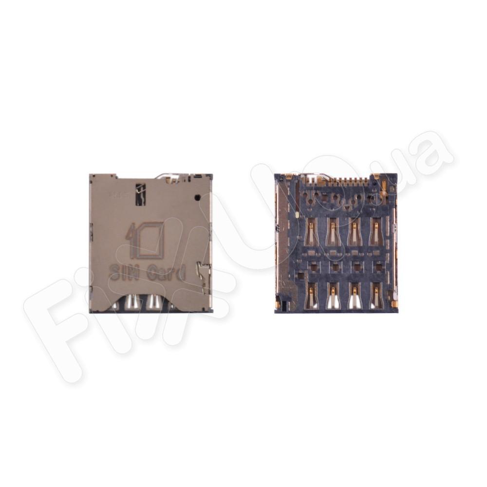 Разъем сим карты для Alcatel 2005, 6012, 6035 фото 1