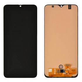 Дисплей для Samsung Galaxy A50 (A505F) с тачскрином в сборе, без рамки, oled,  цвет черный