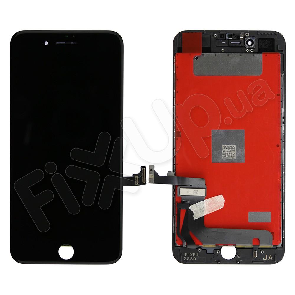 Дисплей iPhone 7 Plus с тачскрином в сборе (цвет черный), оригинал PRC фото 1