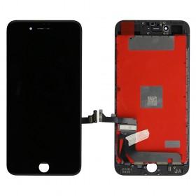 Дисплей iPhone 7 Plus (5.5) с тачскрином в сборе, оригинальная подсветка,  цвет черный