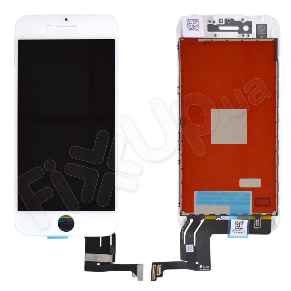 Дисплей iPhone 7 с тачскрином в сборе (цвет белый), оригинал PRC фото 1