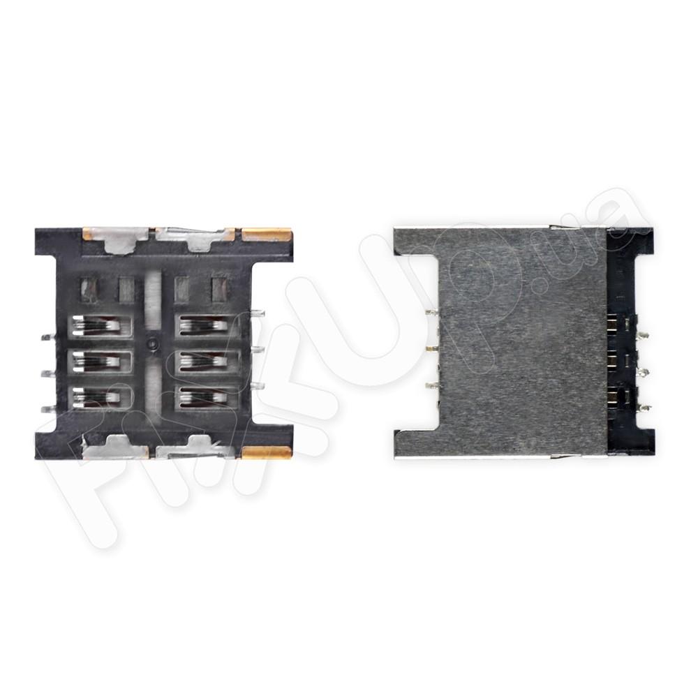 Слот для сим карты и карты памяти HTC One V (T320e) фото 1
