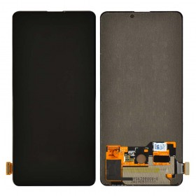 Дисплей для Xiaomi Mi9T, Mi9T Pro с тачскрином в сборе,  цвет черный, оригинал замененное стекло, без рамки