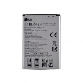 Аккумулятор для LG D331, D335, D380, D405, D410, D415, D722, D724, H502, H522, X155 (BL-54SH), емкость 2540 мАч