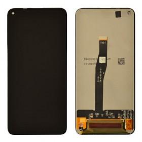 Дисплей для Huawei Honor 20, Honor 20 Pro с тачскрином в сборе, без рамки,  цвет черный