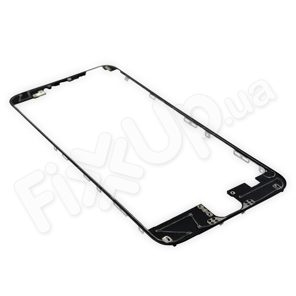 Рамка дисплея (экрана) для iPhone 6 Plus (5.5), цвет черный фото 1