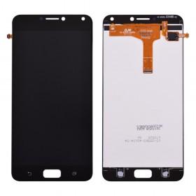 Дисплей Asus ZenFone 4 Max (ZC554KL), 4 Max Pro с тачскрином в сборе, без рамки,  цвет черный