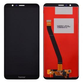 Дисплей для Huawei Honor 7X (BND-L21) с тачскрином в сборе,  цвет черный, без рамки