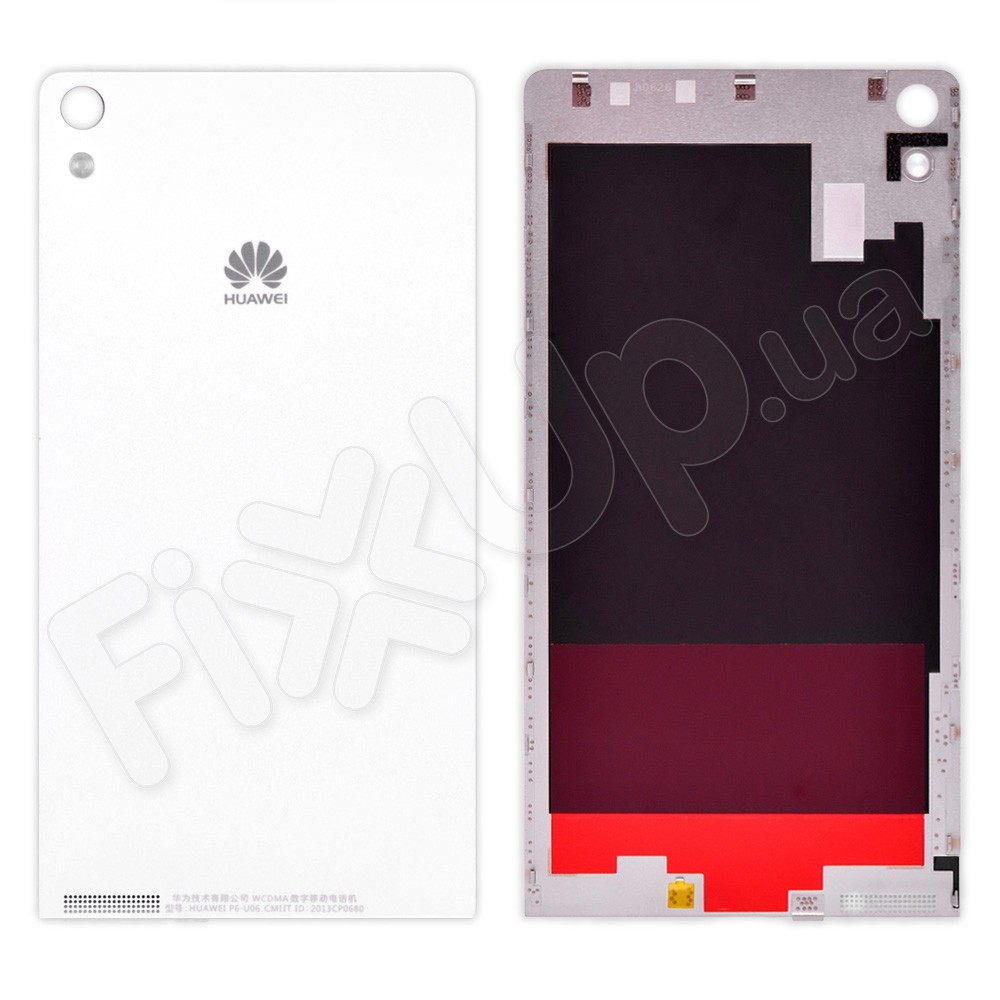 Задняя крышка Huawei Ascend P6-U06 - купить в FixUp ua
