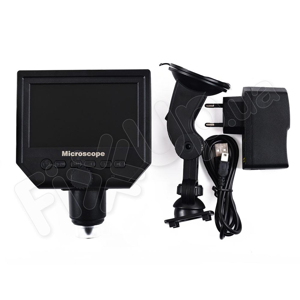 Цифровой USB-микроскоп G600 фото 1