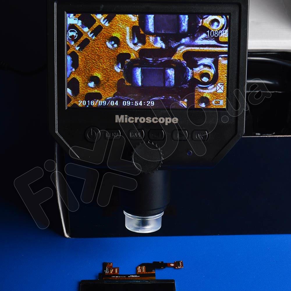 Цифровой USB-микроскоп G600 фото 2