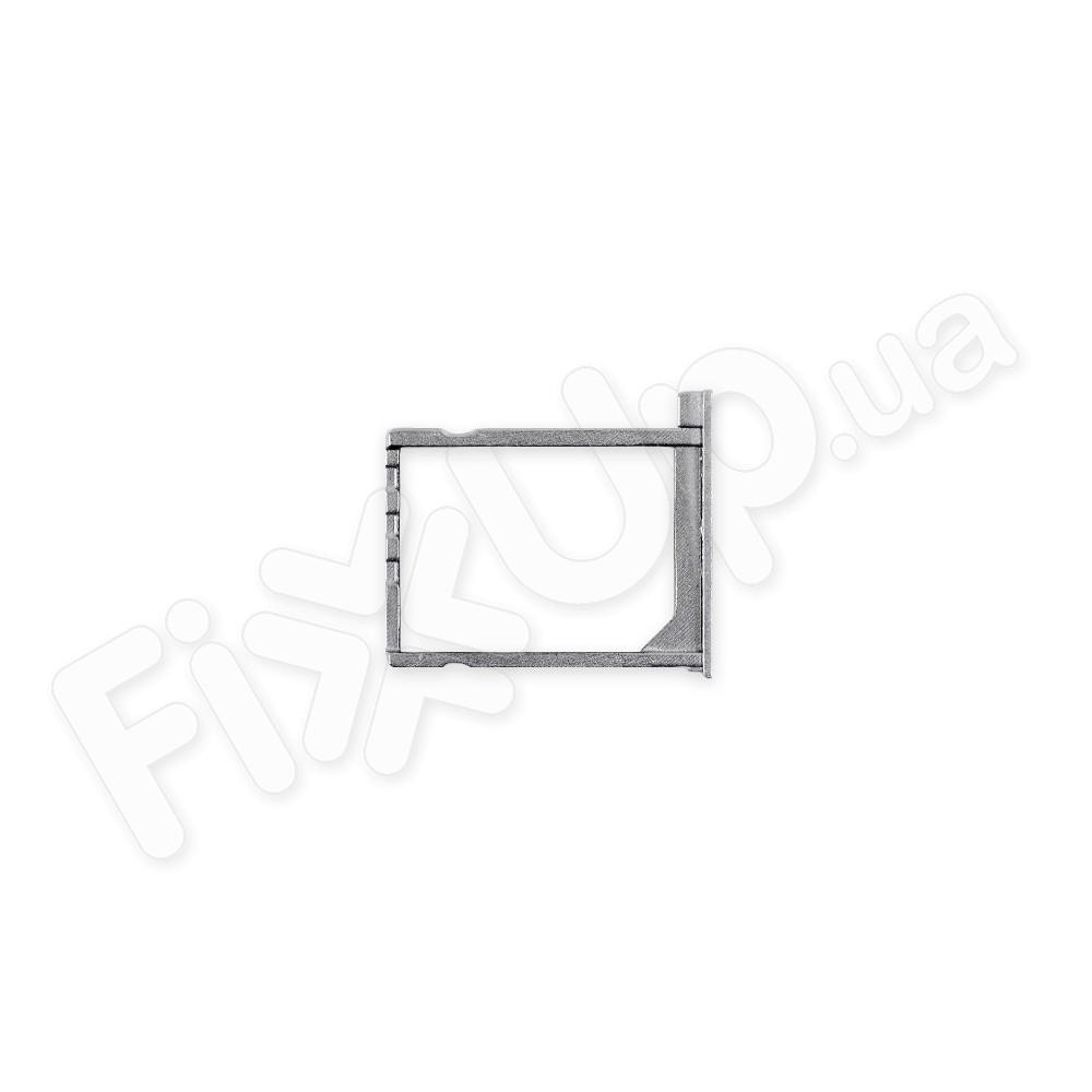 Лоток для сим карты Huawei P6-U06, цвет серебро фото 1