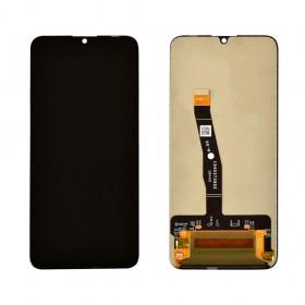 Дисплей для Huawei P Smart 2019 (POT-L21/POT-LX1) с тачскрином в сборе,  цвет черный, копия, без рамки