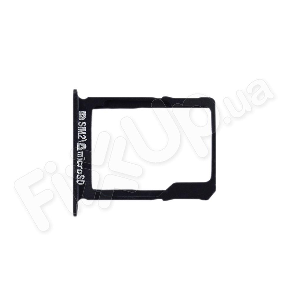 Лоток для сим карты Samsung A300/A500/A700, цвет черный, большой фото 1