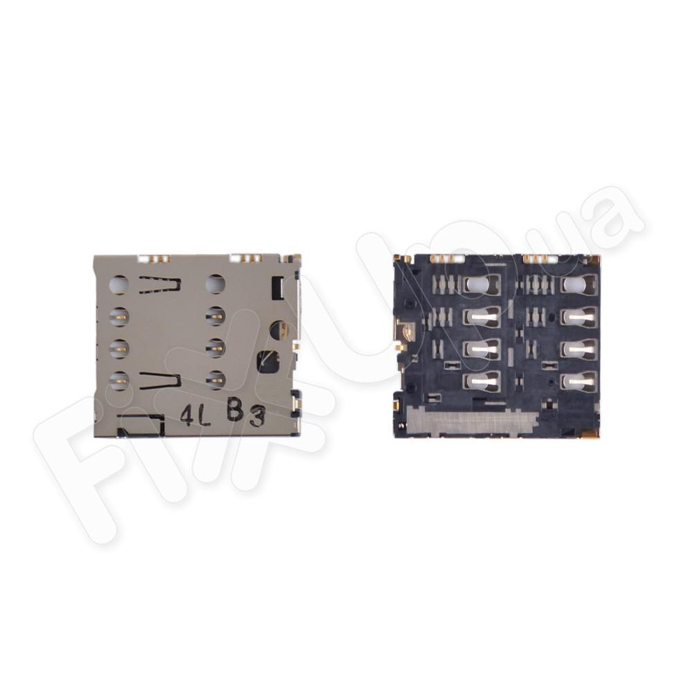 Разъем сим карты для Asus Zenfone 6 A600CG фото 1