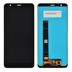 Дисплей для Asus ZenFone Max Plus (ZB570TL) с тачскрином в сборе,  цвет черный, без рамки