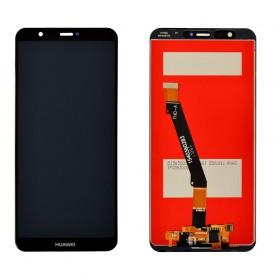 Дисплей для Huawei P Smart/Enjoy 7s (FIG-L31/FIG-LX1) с тачскрином в сборе,  цвет черный, без рамки, копия