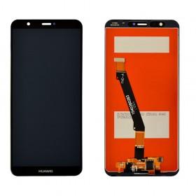 Дисплей для Huawei P Smart/Enjoy 7s (FIG-L31/FIG-LX1) с тачскрином в сборе,  цвет черный, копия высокого качества, без рамки