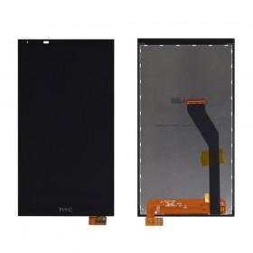 Дисплей HTC Desire 820 с тачскрином в сборе,  цвет black, без рамки