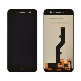Дисплей для ZTE Blade A520 с тачскрином в сборе,  цвет черный, без рамки