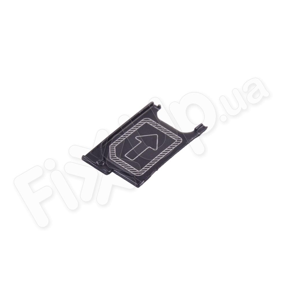 Разъем сим карты Sony D5803, D5833, D6603, D6633, D6643, D6653 Nano sim фото 1